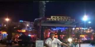 Alanya by Night