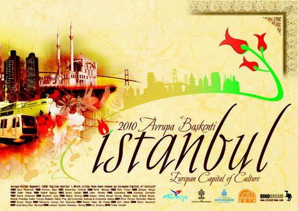 Istanbul Culturele Hoofdstad 2010