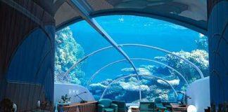 Onderwaterhotel in Istanbul