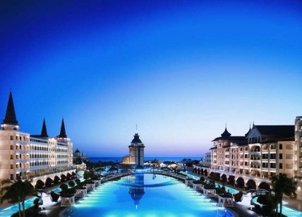Veel nieuwe luxe hotelprojecten in Turkije