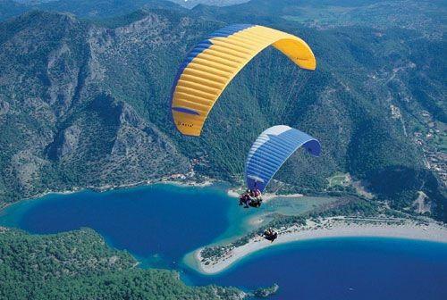 Activiteiten in Fethiye