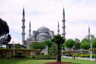 Blauwe Moskee Istanbul (Sultanahmet Camii)
