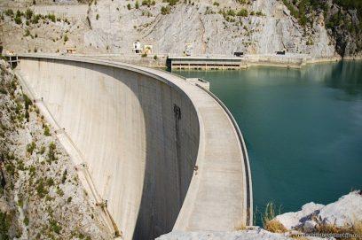 De Oymapinar Dam