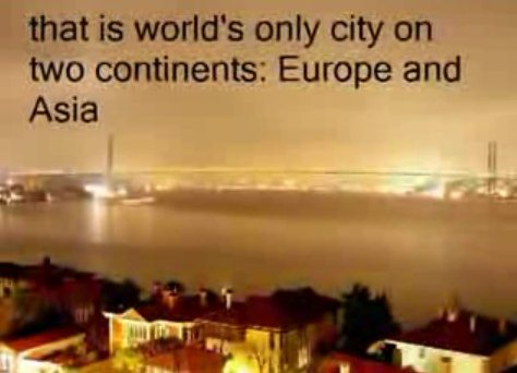 Istanbul, the timeless city