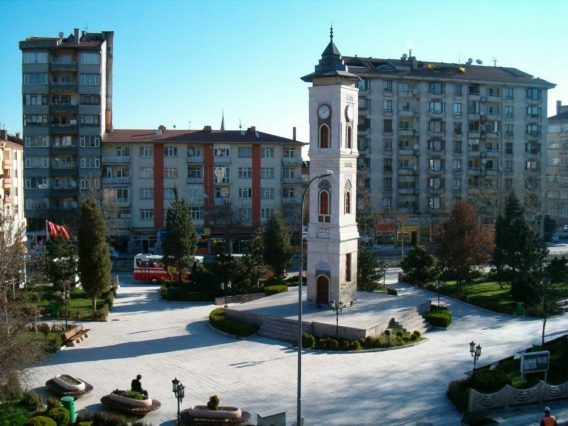 Kutahya Clock Tower