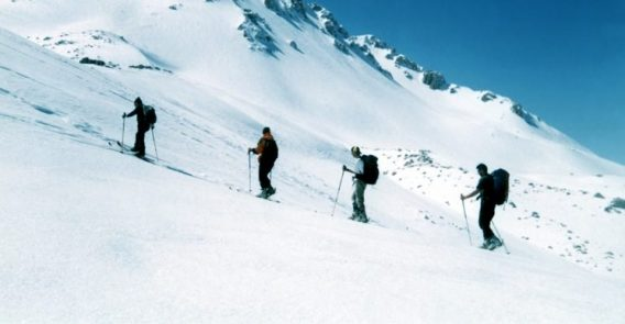 Palandoken Erzurum Wintersport