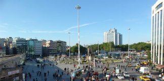 Taksim Square by wikimedia
