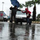 Regen in Antalya