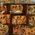 Yeralti Sehri illustratie van vroeger