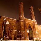 Erzurum Cifte Minareli Medrese 03