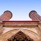 Erzurum Cifte Minareli Medrese 07