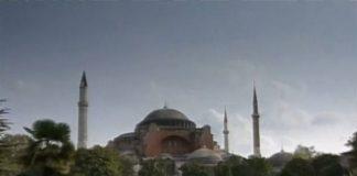Istanbul, Hagia Sophia Informatief
