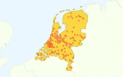 Bezoek uit Nederland