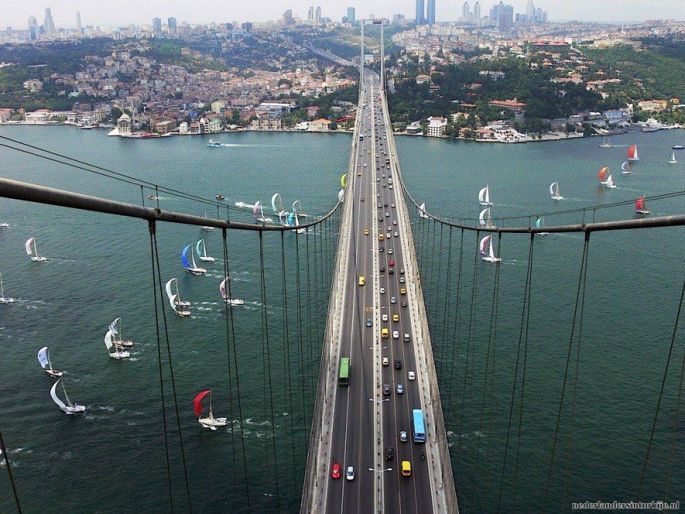 Boğazi 231 I K 246 Pr 252 S 252 Bosporusbrug Nederlanders In Turkije