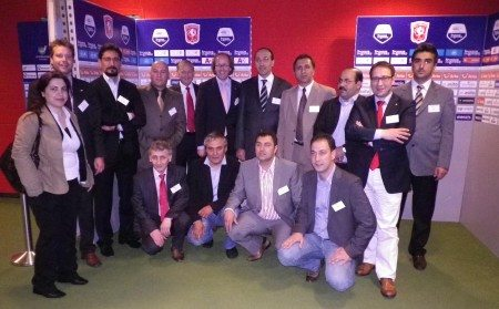 Partnership WTC Twente en WTC Istanbul