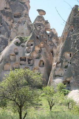 De Peribacalari van Cappadocie