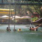 Zwemmen in Dimcayi, Alanya