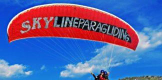 Paragliden in Kalkan