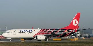 Turkish Airlines sponsors Manchester United