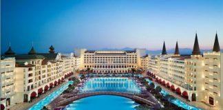 's Werelds meest luxe hotel in Antalya