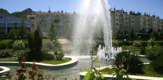 Ayazmana Parki Isparta