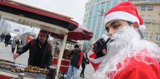 Istanbul gebruikte creatieve beveiliging tijdens jaarwisseling