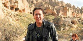 Nicolas Cage onder de indruk van Cappadocie