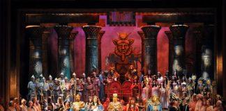 Aspendos Opera ve Bale Festivali