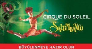 Cirque du Soleil voor het eerst in Istanbul