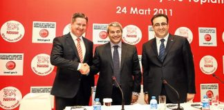Nestle investeert in nieuwe fabriek Turkije, Bursa