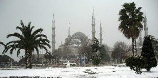Zware sneeuwval in delen van Turkije
