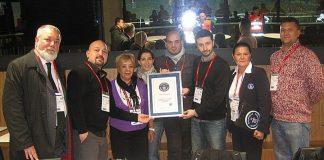 World Record Galatasaray
