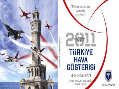 Turkiye Hava Gosterisi 2011 Flyer
