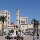 Izmir Konak Meydanı, Saat Kulesi