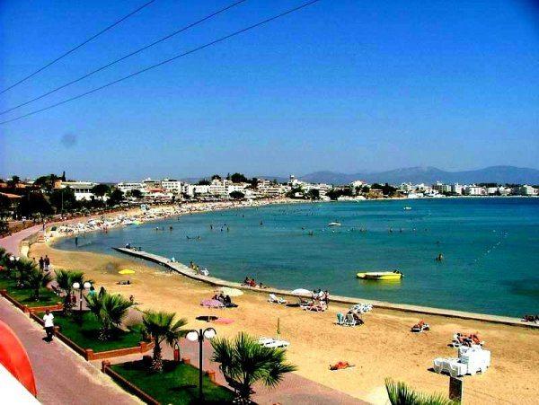 Didim Altinkum Strand Plaji