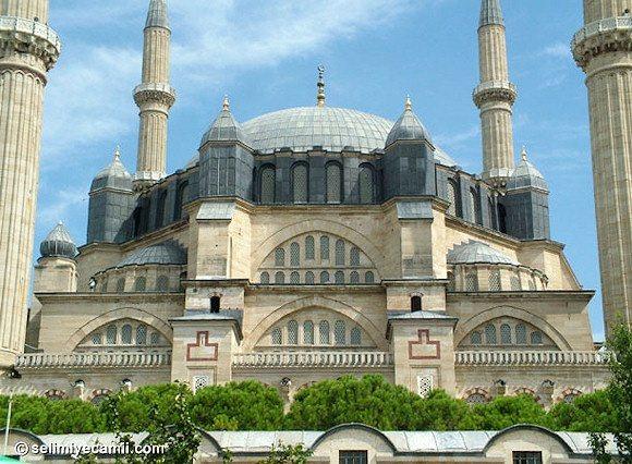 Selimiye Camii Edirne Unesco