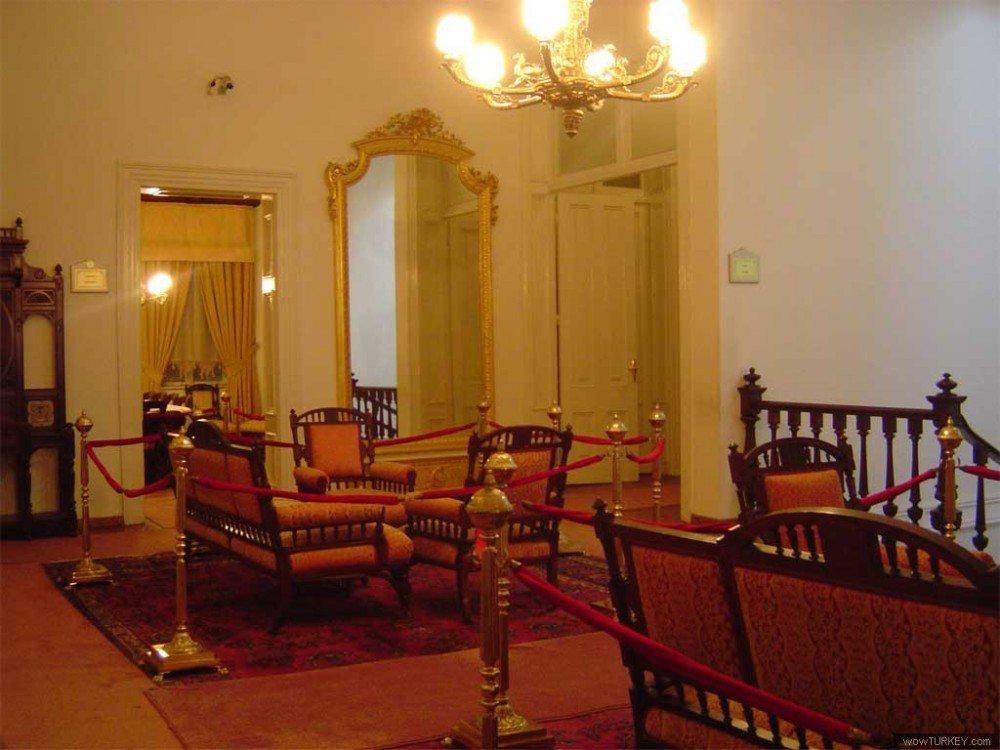 Het Atatürkmuseum in Izmir - Nederlanders in Turkije