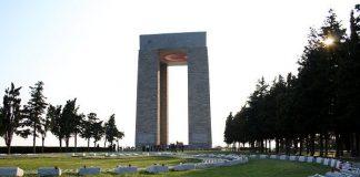 Canakkale Gallipoli Sehitler Abide