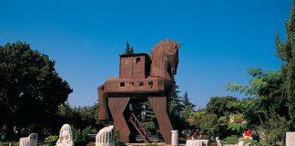 Truva Ati Trojan Horse Gallipoli