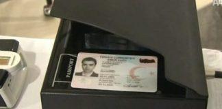 Ekimlik akilli kimlik karti pasaport