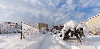 Sneeuwstormen razen over Turkije, nog meer sneeuw onderweg