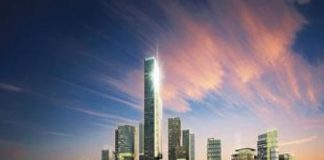 Project Financieel Centrum Istanbul van 2,5 miljoen m²