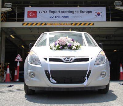 Hyundai-Assan's Hyundai i20