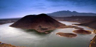 Meke Golu Krater Konya
