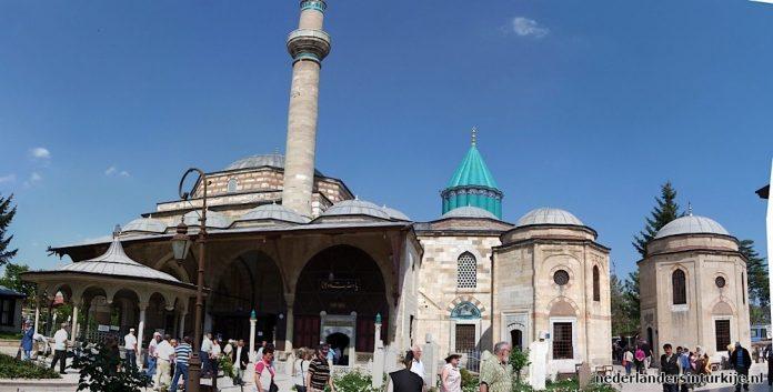 Mevlana museum Konya