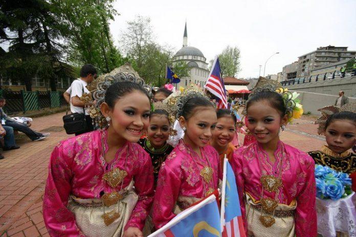 1.000 kinderen uit 41 landen naar Kocaeli voor het Internationale Kinder Festival