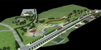 Gemeente Denizli begonnen met aanleg van enorm park