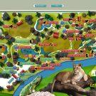 Izmir Dogal Yasam Parki Plattegrond