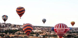 Turkije Cappadocie Ballonvaart Nevsehir