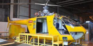 Eerste onbemande luchtvaartuig van Turkije de Arıkopter